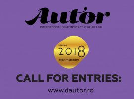 Open Call Autor 2018 i Bukarest