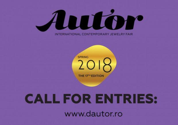 Open Call Autor 2018 i Bukarest
