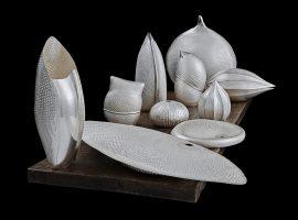 """Udstilling """"Arare"""" i Galleri Montan med værker af Yuki Ferdinandsen"""