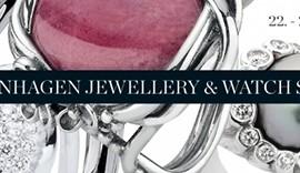HKH Prinsesse Marie protektor for Copenhagen Jewellery & Watch Show