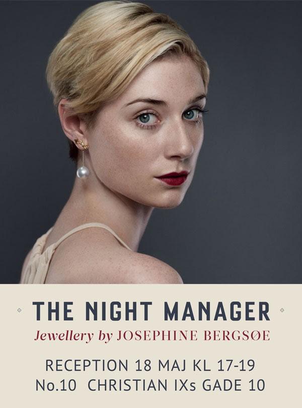 The Night Manager - JEWELLERY by Josephine Bergsøe