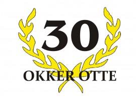 Okker Otte - 30 års jubilæum