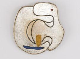 Asger Jorns smykker - Helt privat, udstilling i Silkeborg