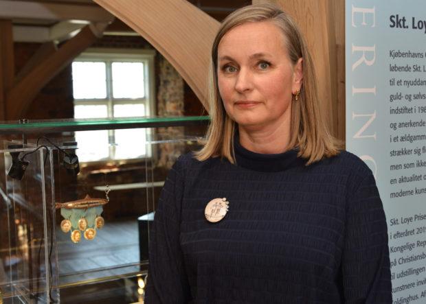 Nanna Obel, nomineret til Skt. Loye Prisen 2019