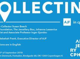 """Seminar på Designmuseum Danmark """"Collecting"""""""