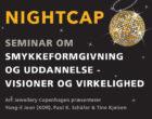 Nightcap - seminar i Rundetaarn den 10. januar