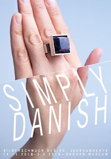 Simply Danish - udstilling i Berlin af en stor samling af klassiske danske sølvsmykker