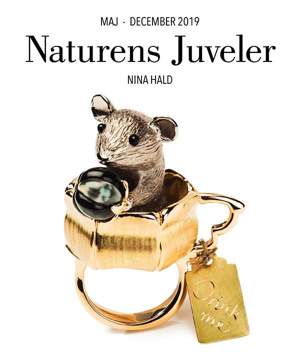 Udstillingen Naturens Juveler på Naturama i Svendborg