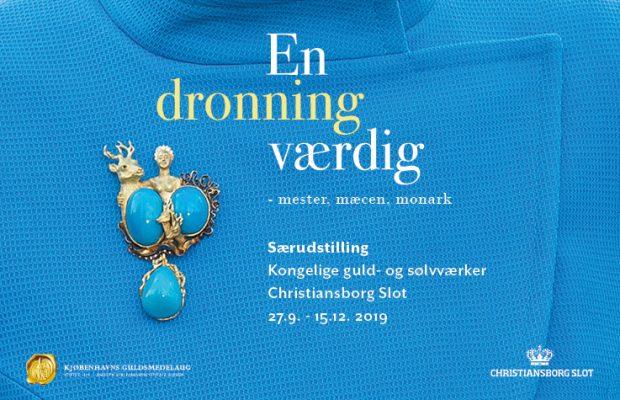 Udstilling En dronning værdig på Christiansborg Slot