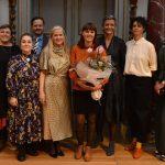 Skt. Loye Juryen 2019 sammen med prismodtageren og de nominerede