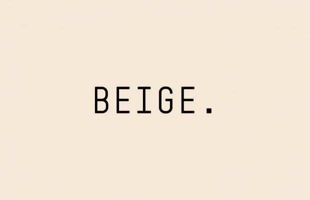 Udstilling Beige kurateret af Helen Clara Hemsley og Mette Saabye